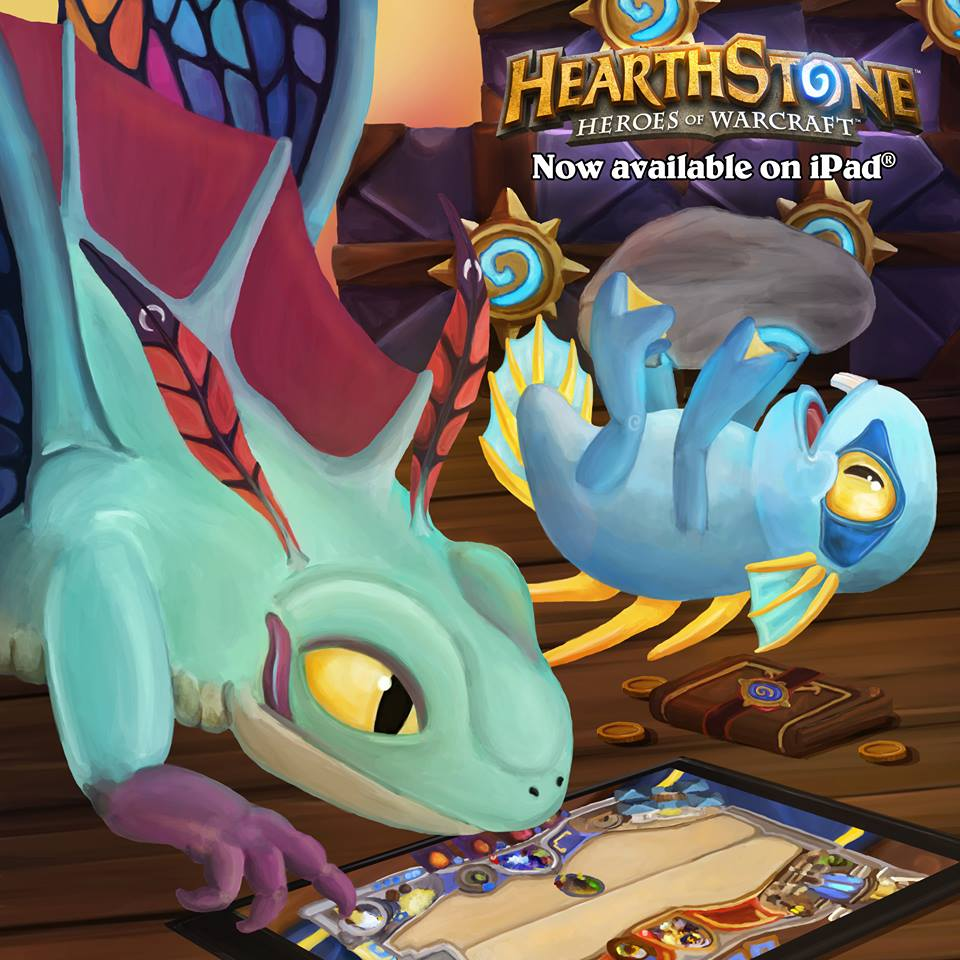 baby murloc play hearthstone