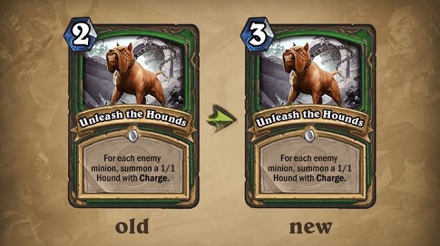 Emlékeztető: Unleash the Hounds betörési árával kapcsolatosan