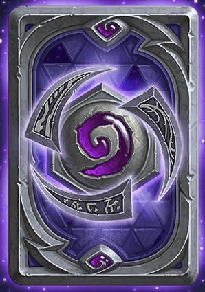 heroes of the storm kártya hátlap