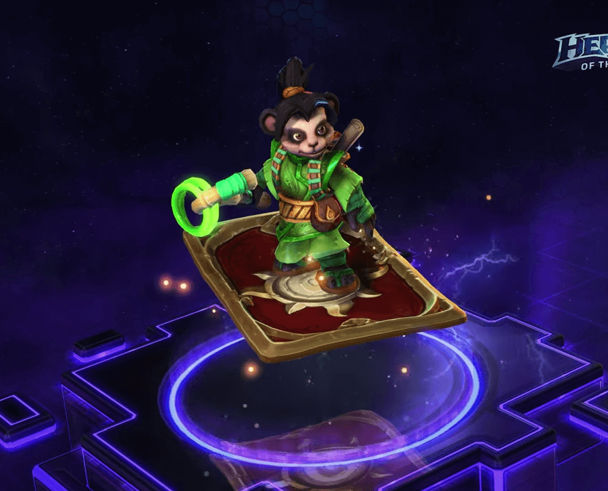 pandaria mount heroes of the storm