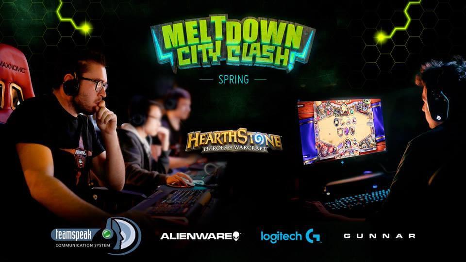 XooNara lenézett Meltdown City Clash-re