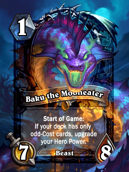 Baku the Mooneater