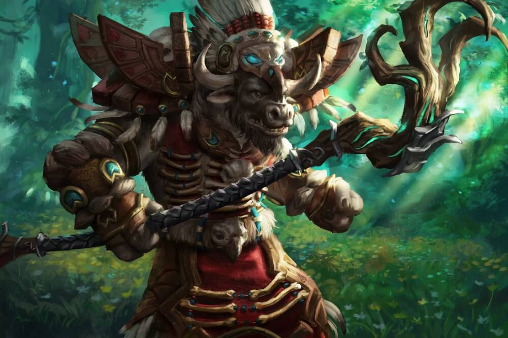 The Witchwood lapok értékei arénában 1. rész: Druid, Hunter, Mage
