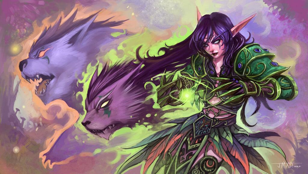 druid artwork