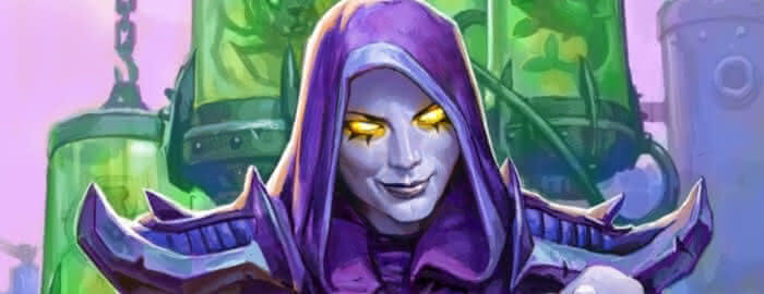 Hearthstone priest Reckless Experimenter nerf