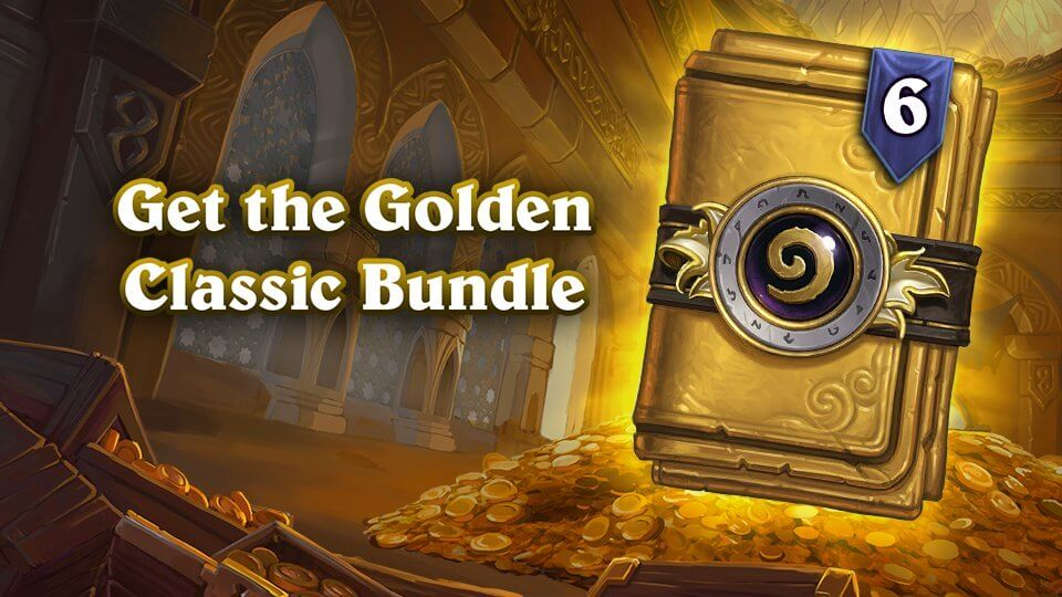 Golden Classic Bundle Hearthstone