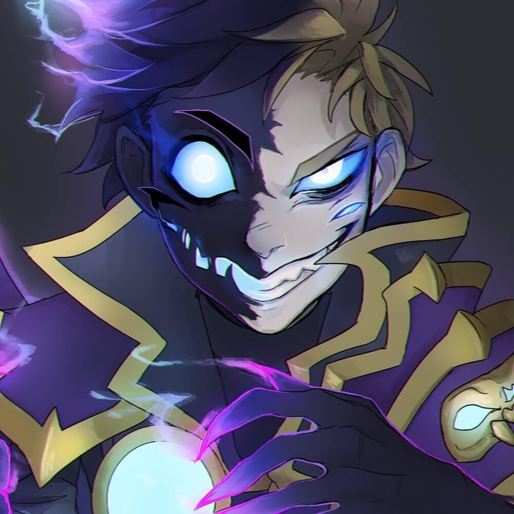 Toon Shadowreaper Anduin
