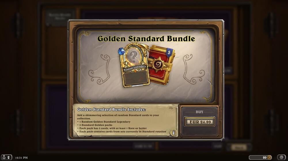 Golden Bundle ajánlat