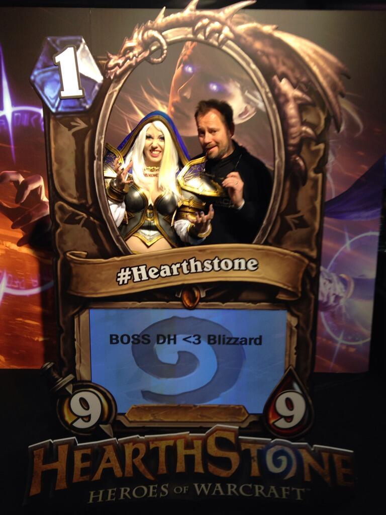 DreamHack 2013 : Hearthstone