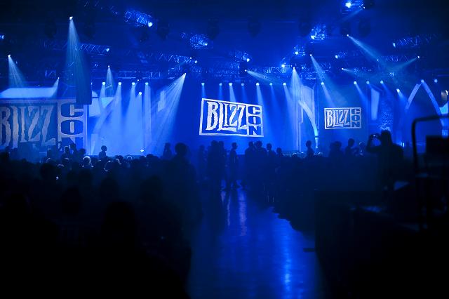 "BlizzCon Hearthstone versenyzők ""képekben"""