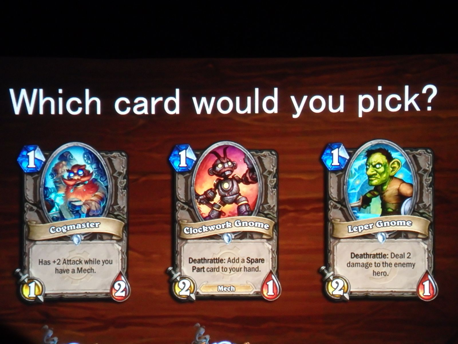 kártya hearthstone
