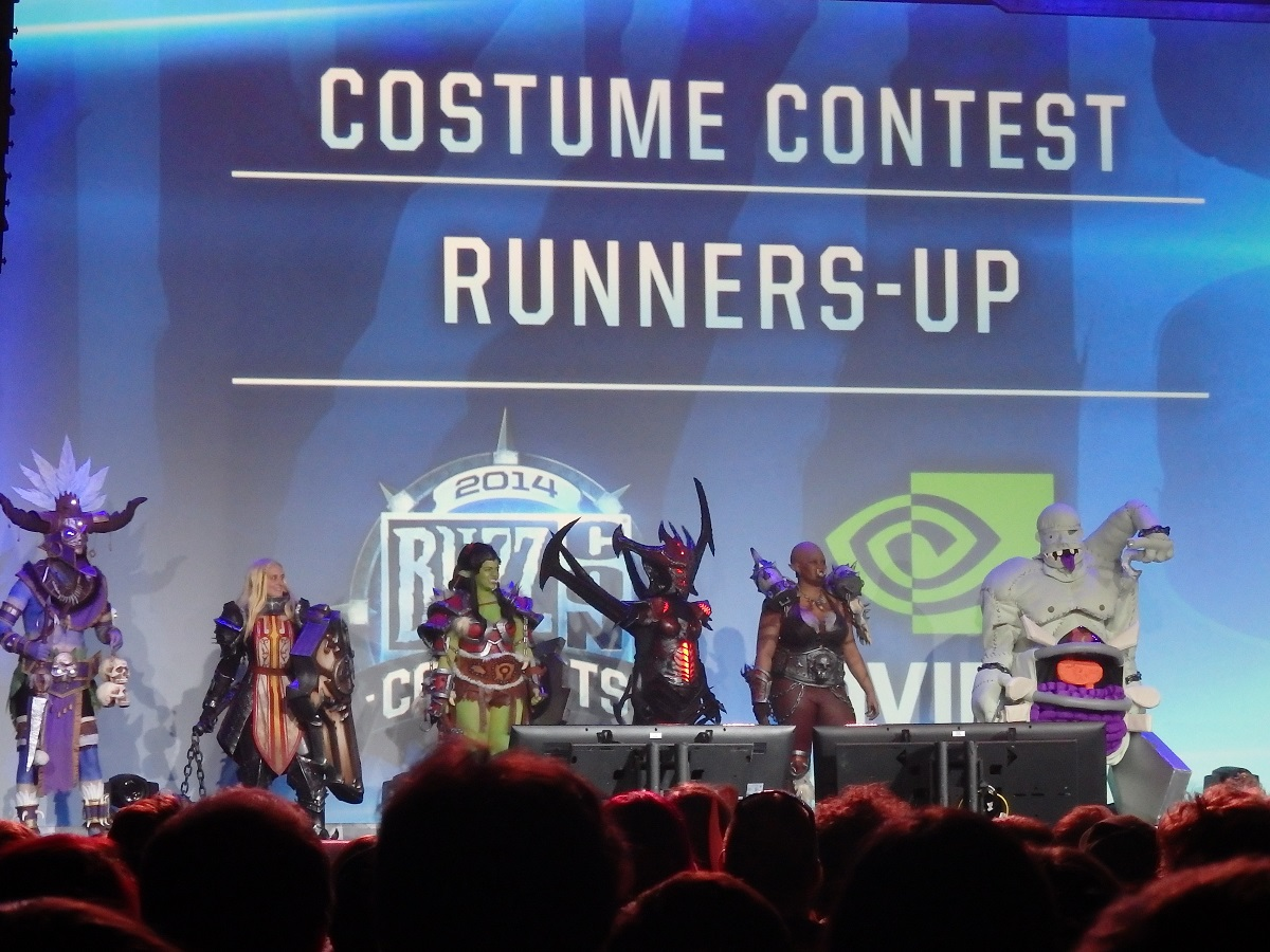blizzcon 2014 runners-up
