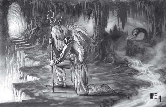 Új Hearthstone kártya: Druid of the Fang