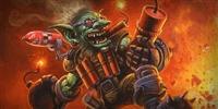 rocket goblin hearthston