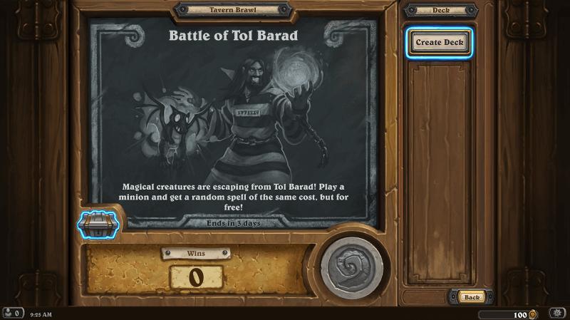 Tol Barad-ért!