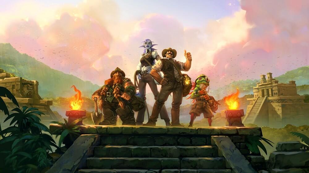 2015. November 29: A hét Hearthstone és egyéb Blizzard hírei, a hét paklijai