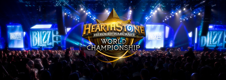 Hearthstone Világbajnokság 2015 - BlizzCon (Ostkaka nyert)