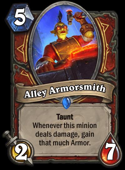 Alley Armorsmith