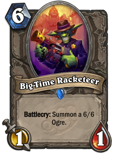 Big Time Racketeer