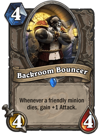 Blackroom Bouncer
