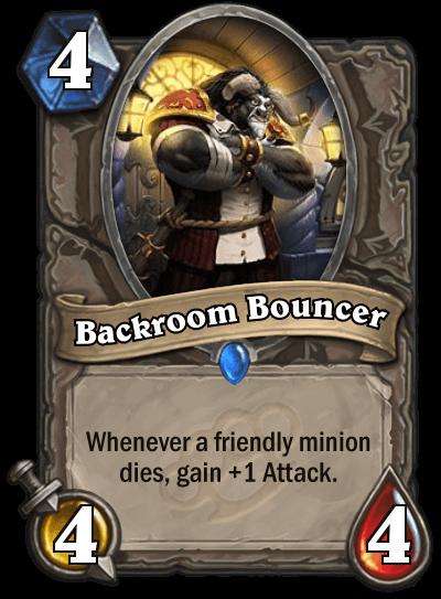 Blackroom Bouncer