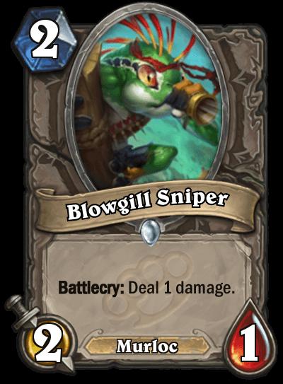 Blowgill Sniper