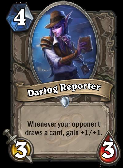 Daring Reporter