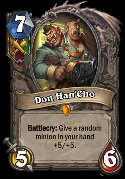 Don Han Cho