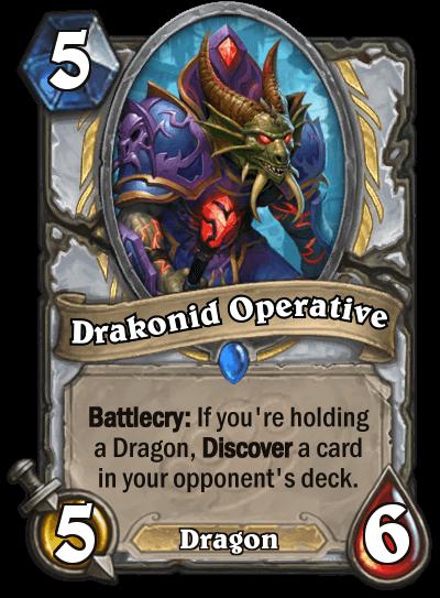 Drakonid Operative