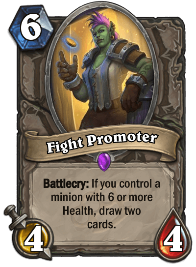 Fight Promoter