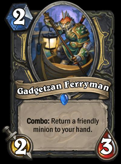 Gadgetzan Ferryman