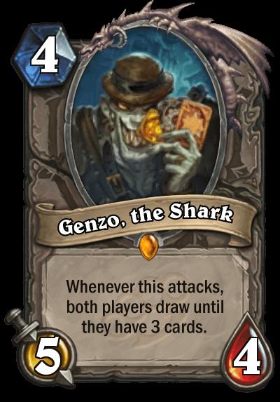 Genzo the shark