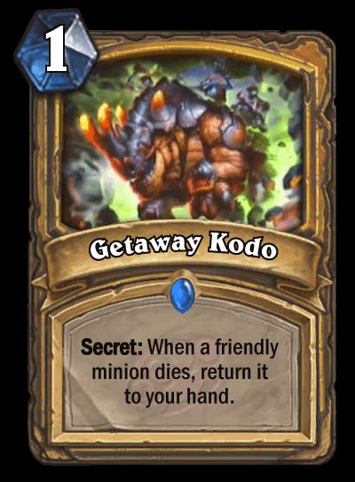 Getaway Kodo