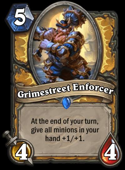Grimestreet Enforcer