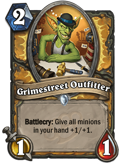 Grimstreet Outfitter