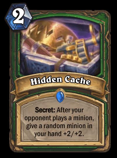 Hidden Cache