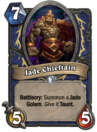 Jade Chieftain