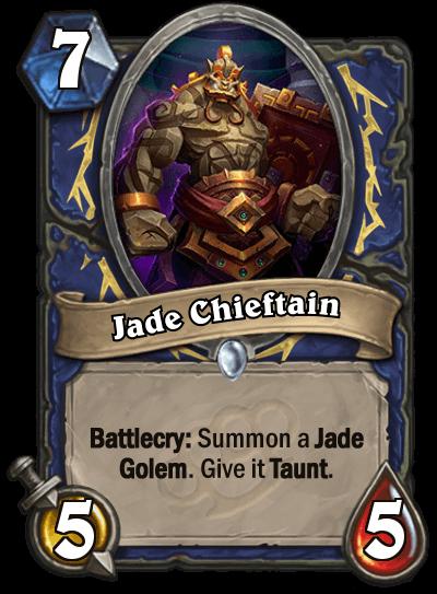 Jade Chieftain