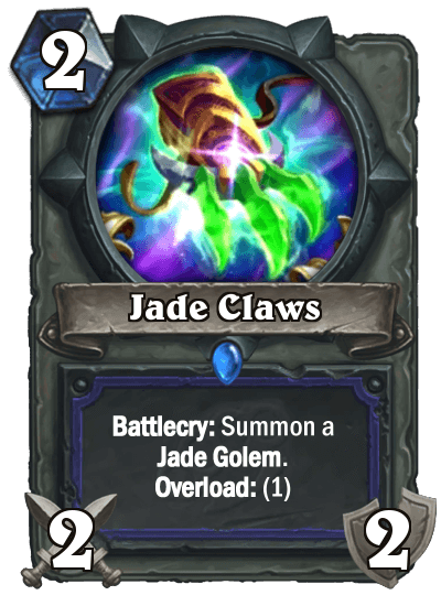 Jade Claws
