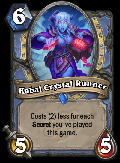 Kabal Crystal Runner