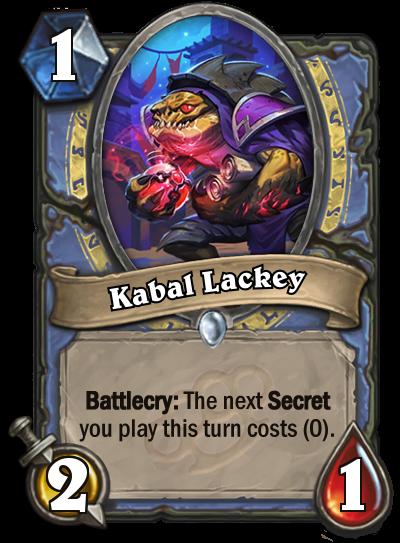 Kabal Lackey