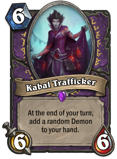 Kabal Trafficker