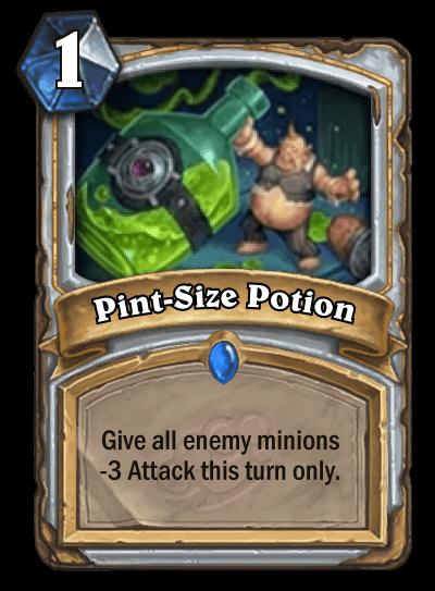 Pint-size Potion