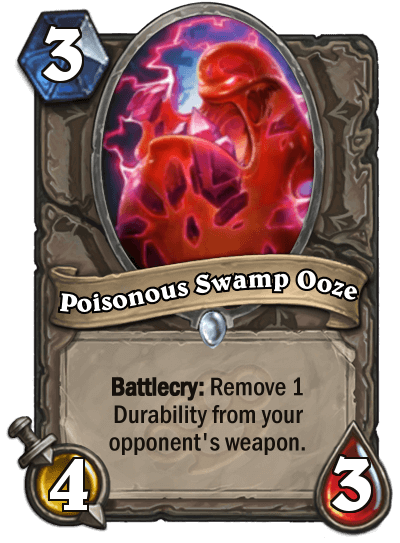 Poisonous Swamp Ooze