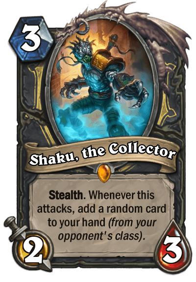Shakru the Collector