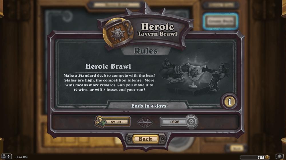 Március 8-án visszatér a Heroic Brawl