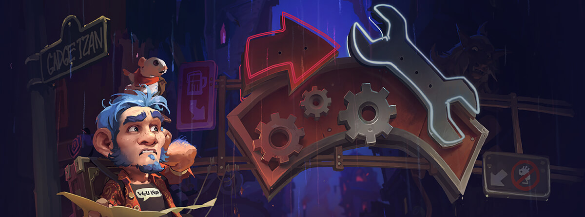 Hearthstone Patch Notes 7.0