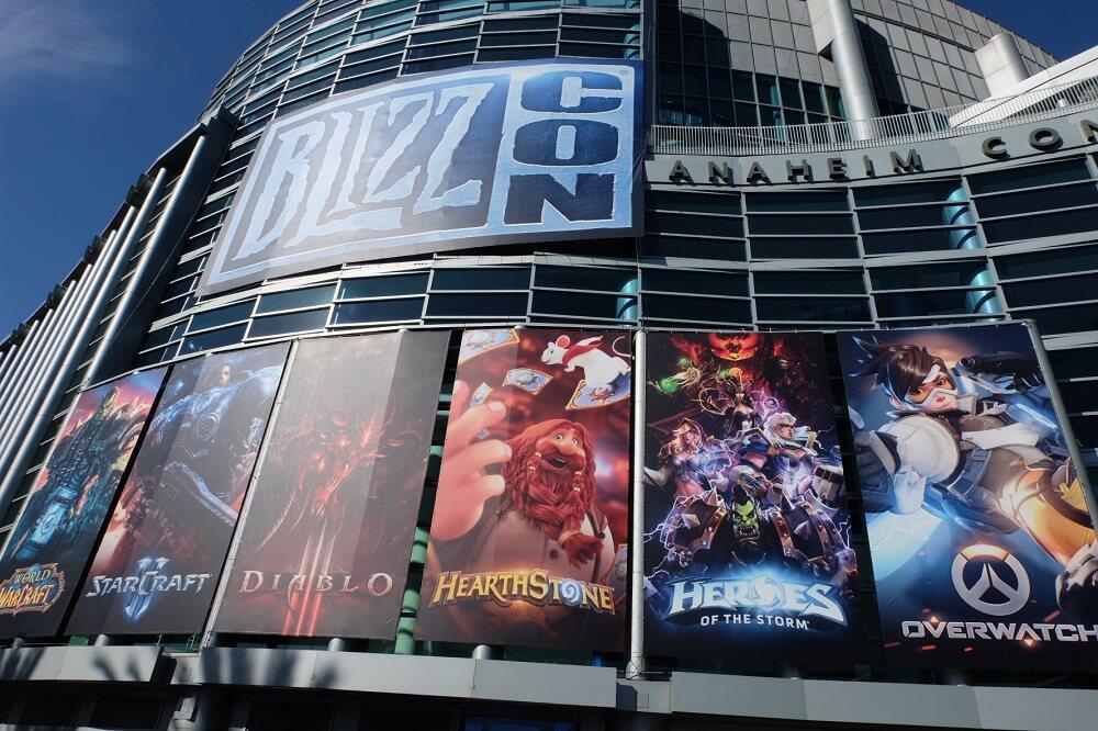 BlizzCon interjú