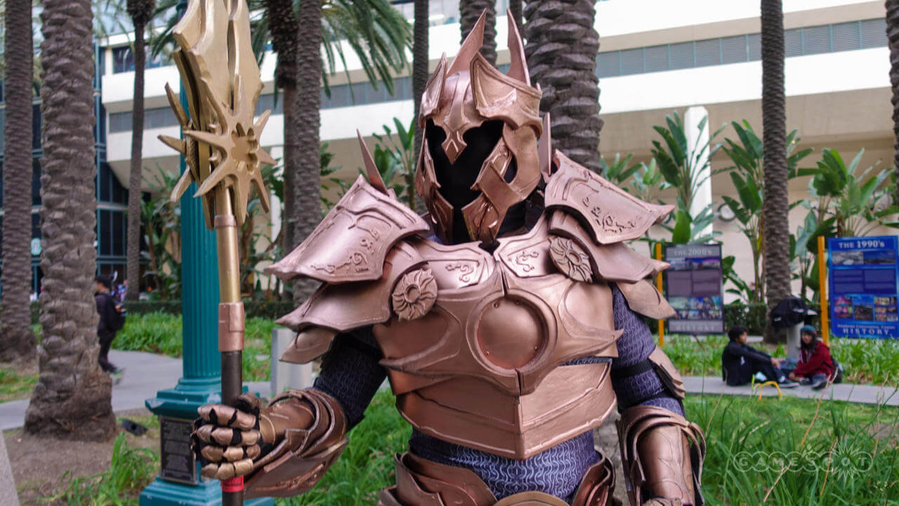 Cosplay BlizzCon 2017
