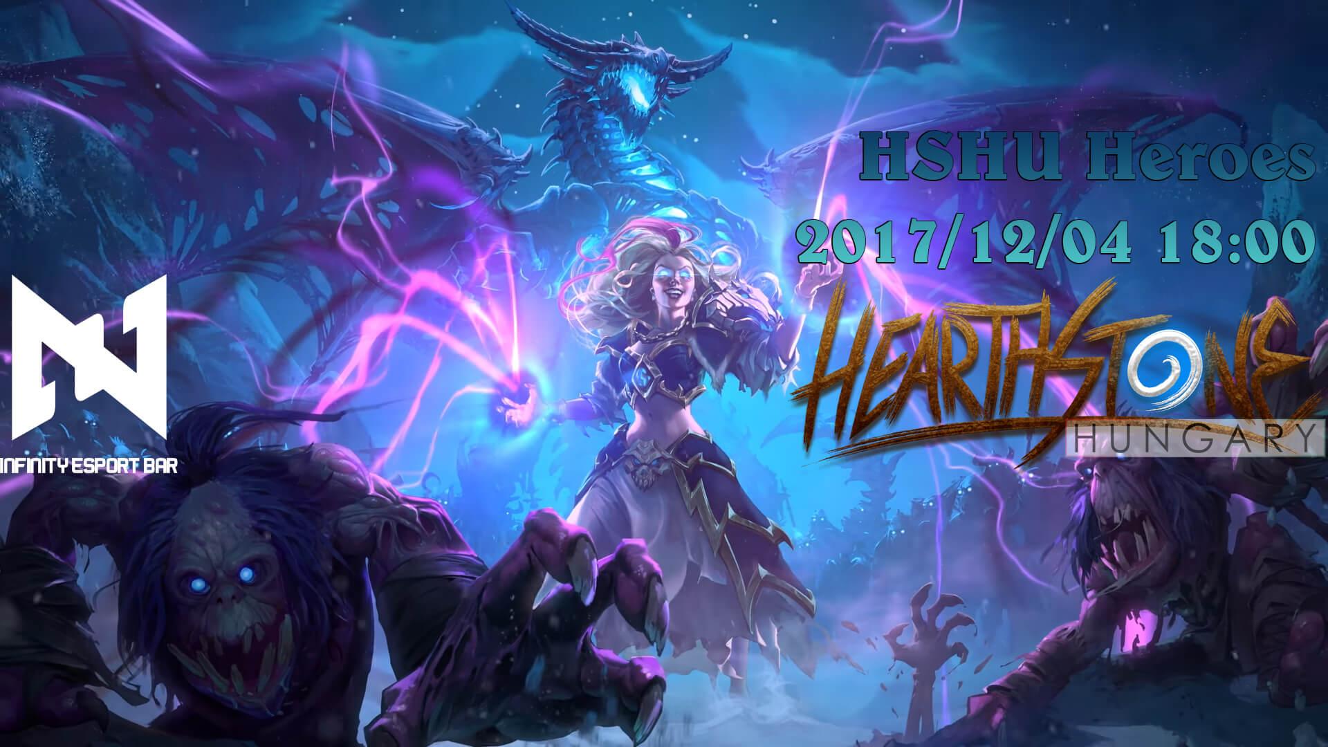 Hearthstone Hungary Heroes versenyek